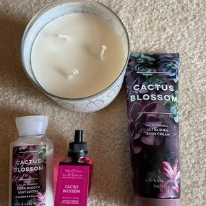 Bath & Body Works Accents - 🌻Cactus blossom lot from Bath and Body works!🌞